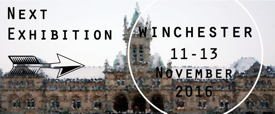 Next exhibition Winchester