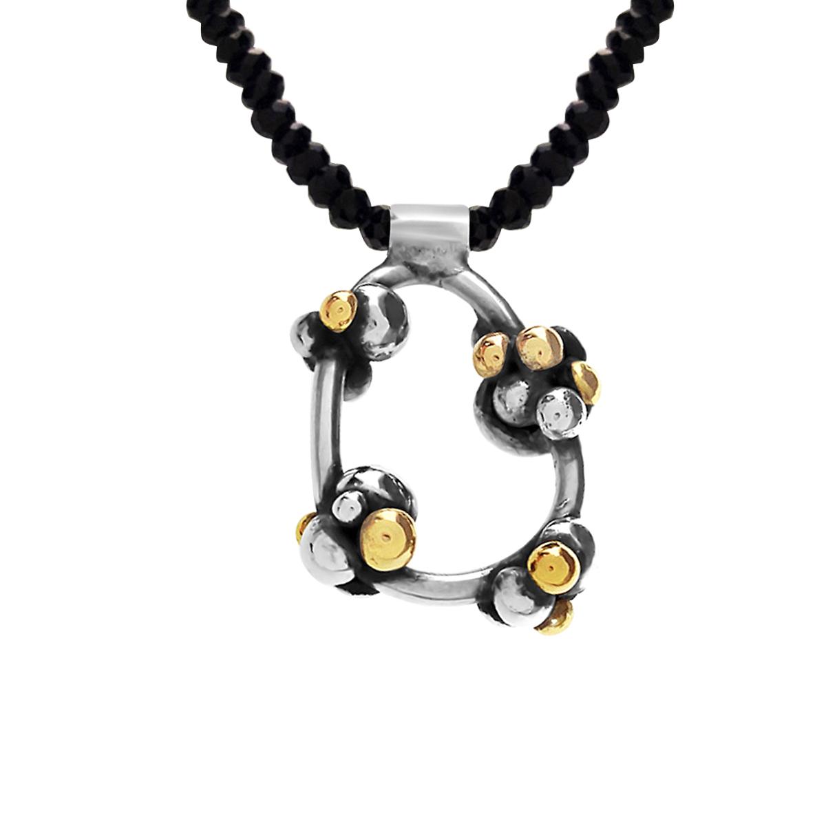 Molecule irregular pendant